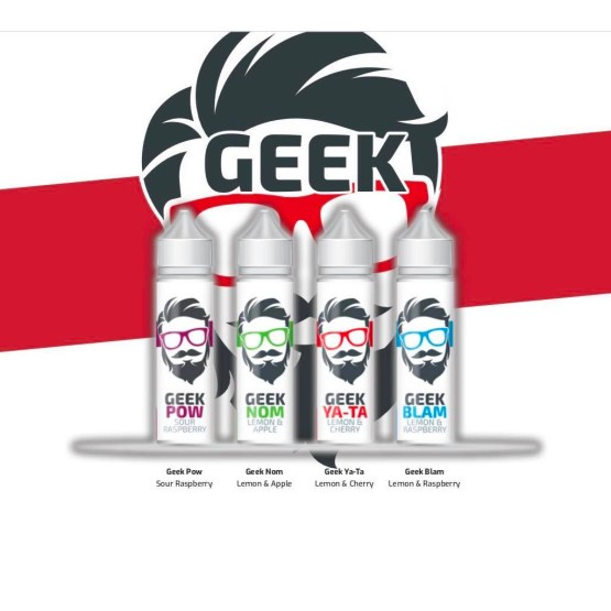 Geek Shortfill E Liquid