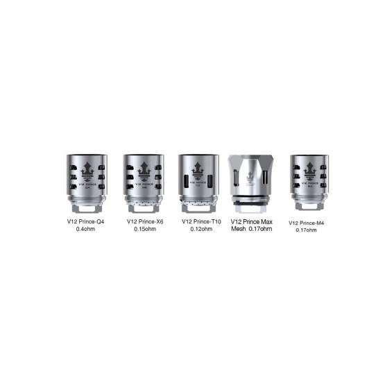 Smok Prince TFV12 Replacement Coils