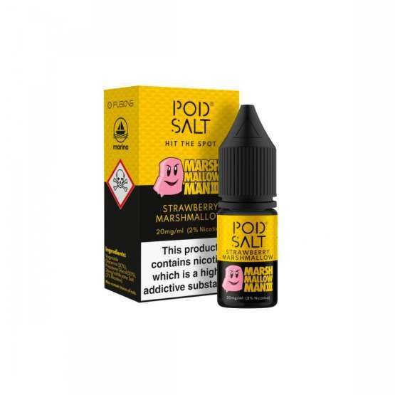 Pod Salt Marshmallow Man III Liquid