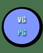VG : PG %