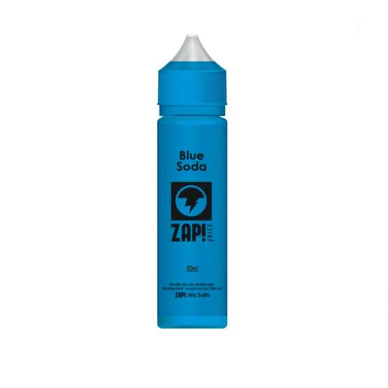 Zap Blue Soda Short Fill E Liquid