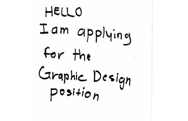 Image Result For Cover Letter Example
