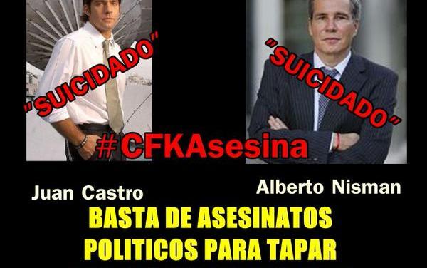 Asesinato de Nisman firma K