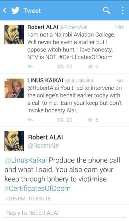alai and kaikai tweef