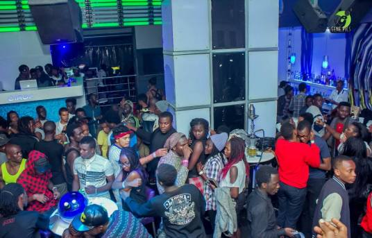 Skyluxx Lounge, Westlands.