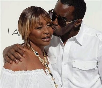 Sean-Diddy-Combs-and-mother-Janice-Combs_lascandaleuse