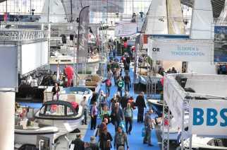 HISWA Amsterdam Boat Show 2016 boordevol