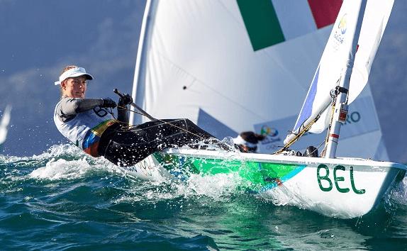 """Van Acker: """"Alles is mogelijk in Medal Race"""""""