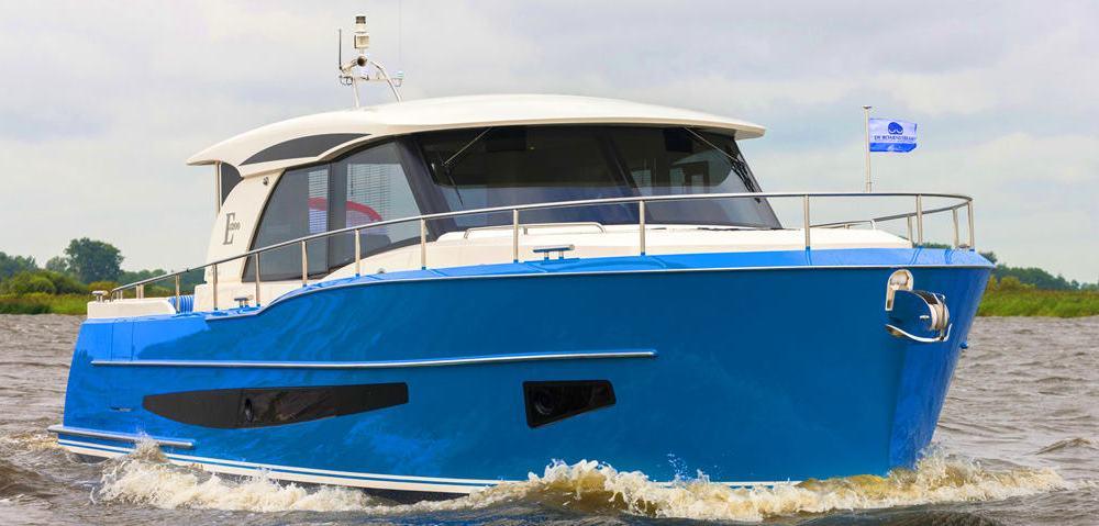 Proefvaartweekend bij Nova-Yachting