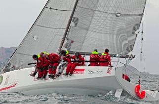 Jeanneau Sun Fast 3600 IRC-boot van het jaar