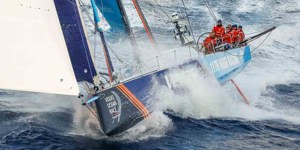 Vestas 11th Hour Racing wint eerste Volvo Ocean Race ...