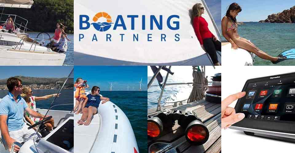 Boating Partners opendeur weekend in Antwerpen