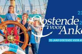 Jubileumeditie voor Oostende voor Anker