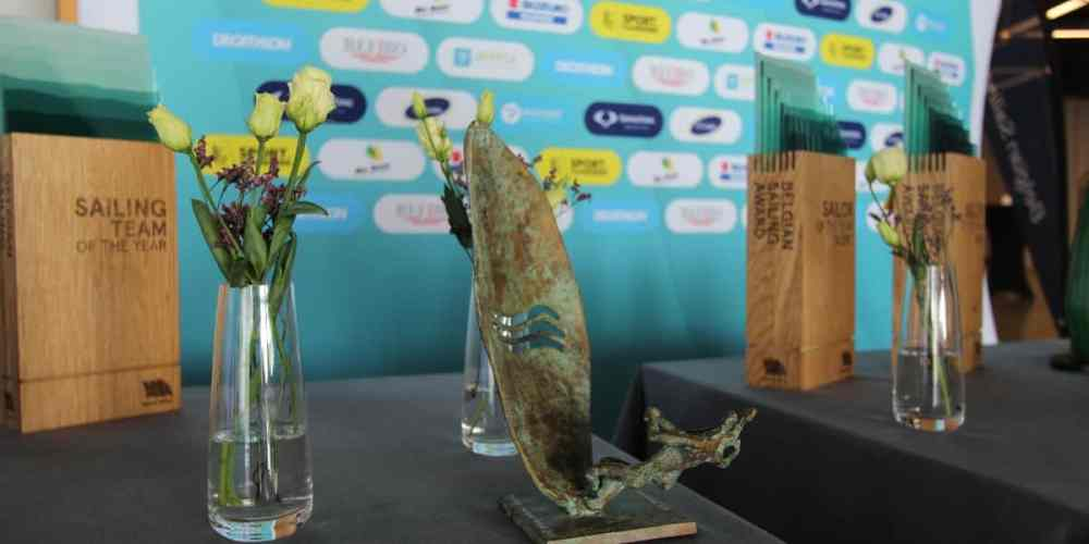 Sailing Awards 2019 uitgereikt in Brussel