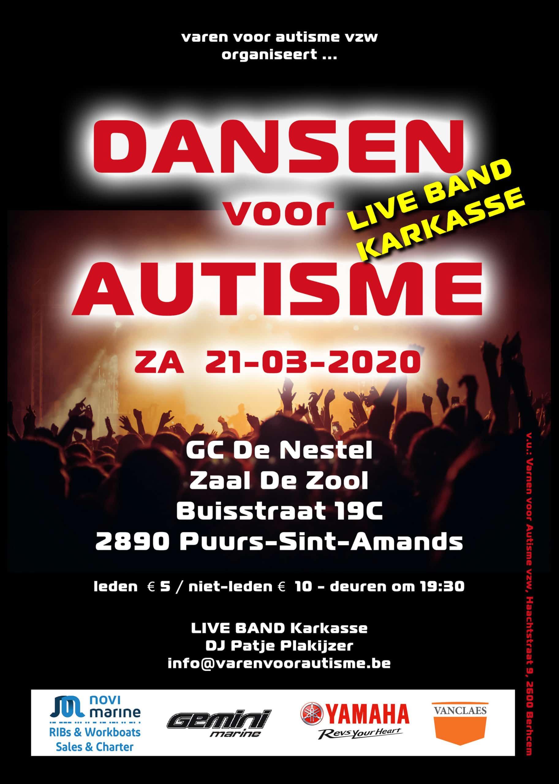 Dansen voor autisme