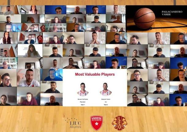 hackathon liuc varese basketball 2021