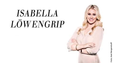 """Photo: Det svåraste i att nå sina drömmar är att våga och tro på sig själv. Om det föreläser Isabella """"Blondinbella"""" Löwengrip den 22 april. Mer info och biljetter här: http://oak.ctx.ly/r/k6da"""