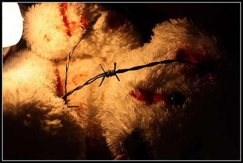 Brutal vold i nære relasjoner!