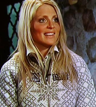 Therese Johaug – Et lite stykke Norge, favoritt på 30 km i OL