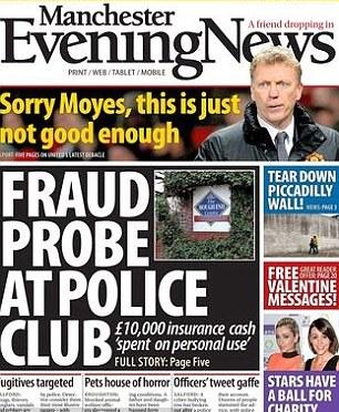 David Moyes ferdig i Manchester United?