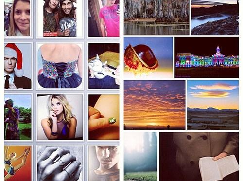Selfies trend- Bilder publiseres med rangering