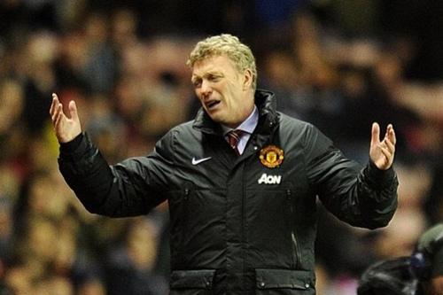 Manchester United må sparke David Moyes!