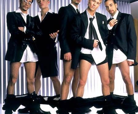 Backstreet Boys til Fredrikstad 12. juli