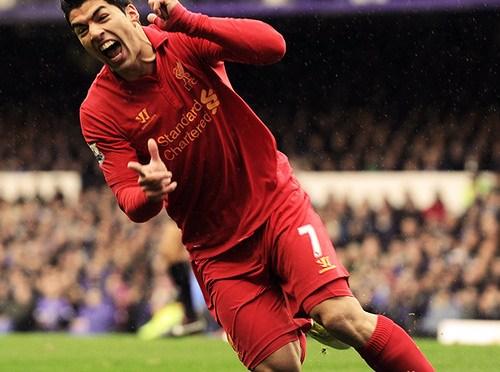 Luis Suarez på vei til Barcelona!