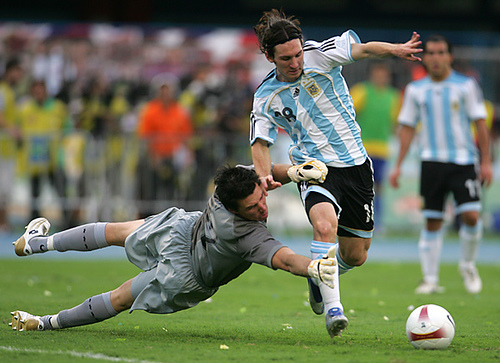Lionel Messi med nye rekorder!