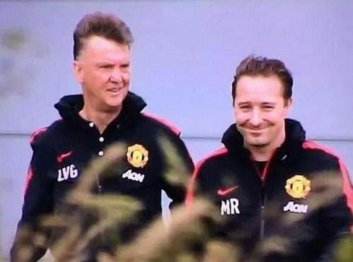 Louis van Gaal vil gjøre det på sin måte i Manchester United