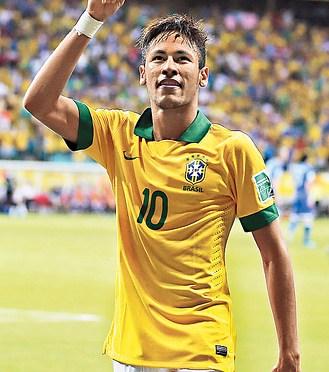 Brasil VM- Tyskland møter Brasil i semifinale- Neymar ferdig!