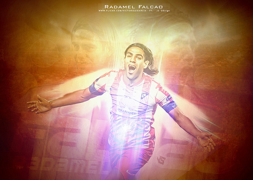 DeadlineDay- Falcao og Blind til Manchester United!