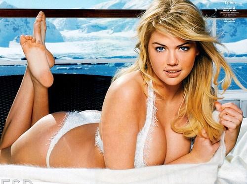 Verdens mest sexy kvinne…