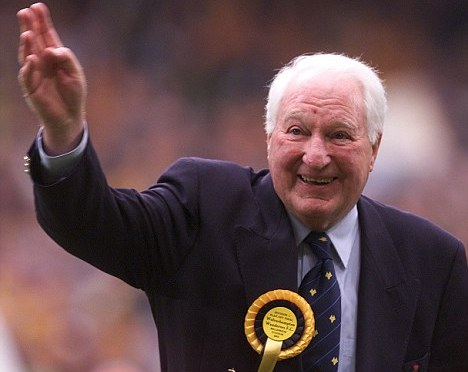 Wolves- Sir Jack Hayward er død 91 år gammel