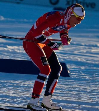 Therese Johaug – mer populær i Sverige enn i Norge