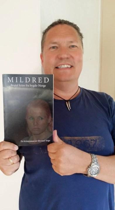 Forfatter av boka Mildred