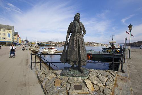 Kristiansund, kystperlen som forsvant?