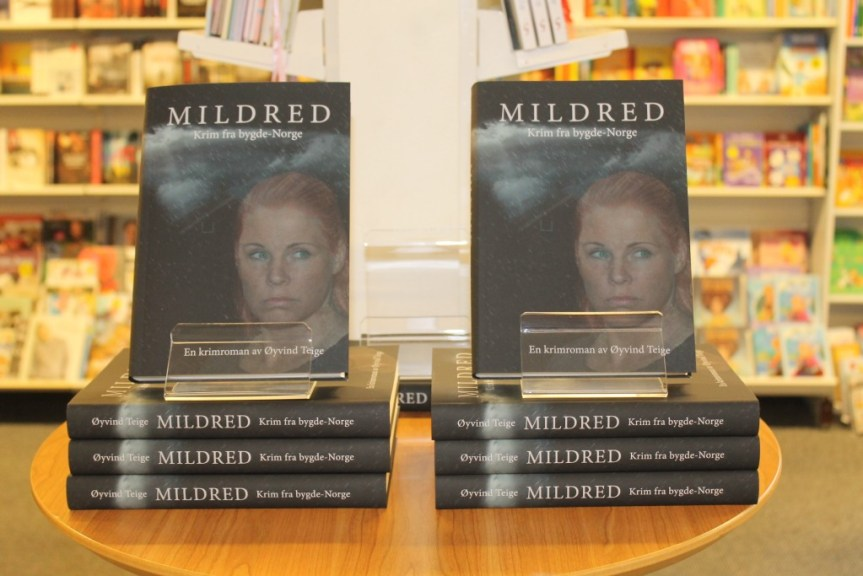 MILDRED, endelig ute i 2. opplag! Bestill nå!