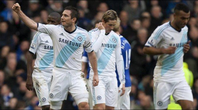 Overgangsvinduet er åpent- Lampard til Man United?