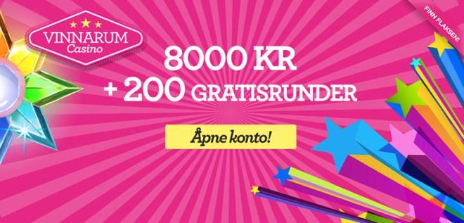 Norsk Casino Online  – det aller beste tilbudet – på et sted!