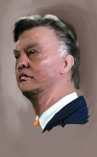The Dutch Master, Louis van Gaal