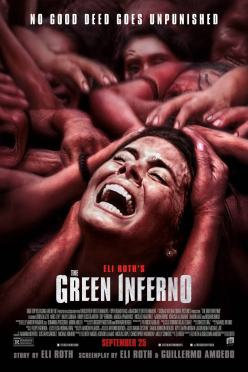 The Green Inferno – filmen du vil angre på å ha sett …