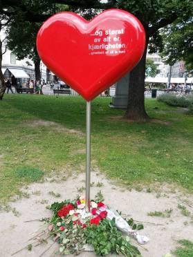 Oslo – 22. juli, 5 år etter