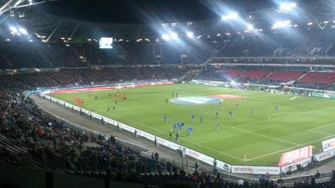 Hannover - Hertha