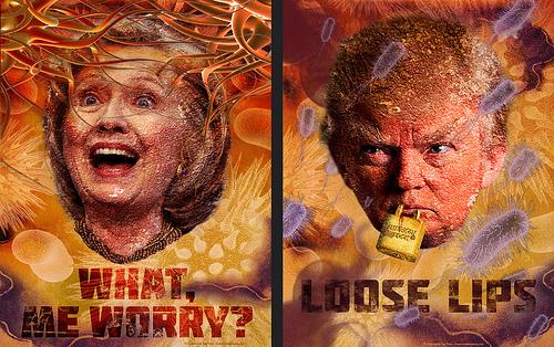 Hillary Clinton flytter hjem!