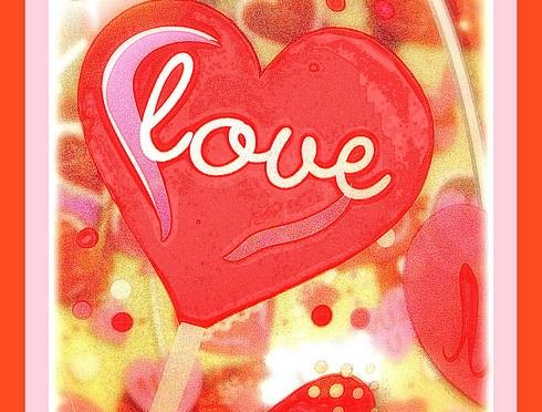 Vanskelig å få deg til å føle kjærligheten min