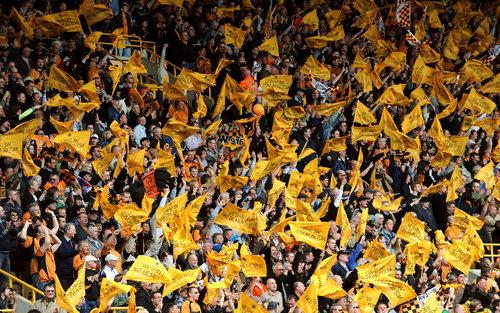 Wolves bedre enn Liverpool, også på tribunen