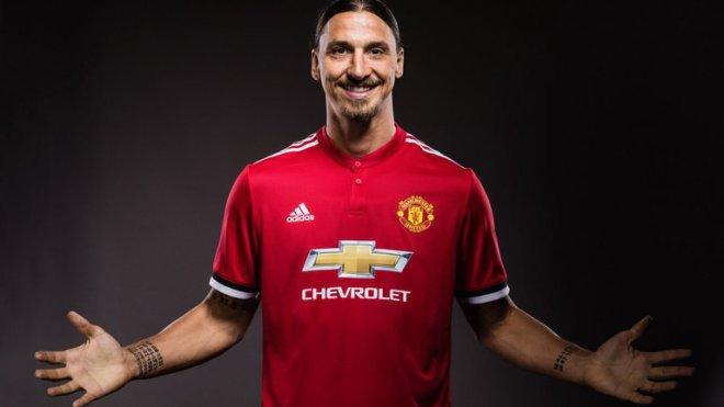 Zlatan er unik og tilbake!