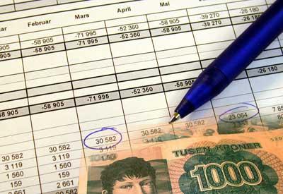 Feriepenger og skattepenger til overs?