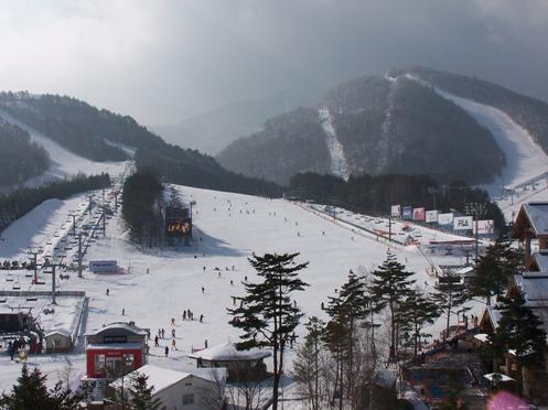 Skråblikk på OL i Pyeongchang
